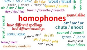 Homophones: New--Night