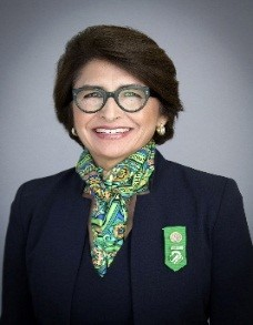 Sylvia Acevedo, CEO, Girls Scouts of America