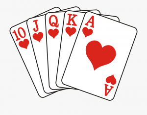 Lessons learned from playing cards